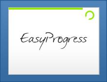 JQEasyProgress
