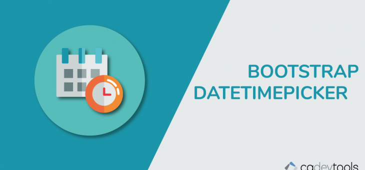 Bootstrap DateTimePicker